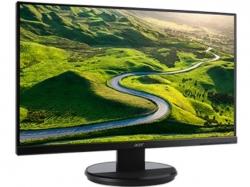 Acer K272HLE 27inch LED Monitor, 1920x1080, 4ms GTG, 3000:1 Contrast, VGA, DVI, HDMI, VESA, Tilt, Edge to Edge. Speakers, 3 Year Wty