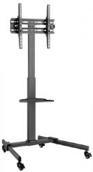 Atdec Mobile Cart - Lightweight Displays. Max load: 20kg. VESA, Designed For Panels 32 to 55 AD-TVC-20
