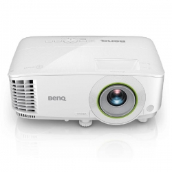 BenQ EW600 DLP Smart Projector/ WXGA/ 3600ANSI/ 20,000:1/ HDMI, VGA/ USB/ Android 6.0 O/S/ Speakers (EW600)