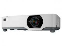 NEC P605ULG LCD Laser Projector/ WUXGA/ 6000ANSI/ 500000:1/ HDMI/ 20W x1/ HDBaseT / USB Display (NP-P605ULG)