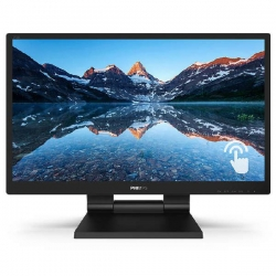 "Philips 24"" LCD, 16:9, Full HD,SmoothTouch (1920 x 1080), Water&dust resistance, 4 Yr Wty (242B9T)"