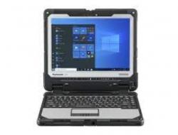 "Panasonic Toughbook CF-33 (12"" Detachable) Mk1 (i7 CPU Model - 7th Gen) with 16GB Ram & True Serial  (No Rear/Front Camera) (CF-33BKNFZVA)"