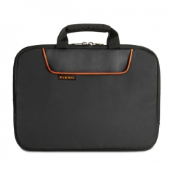EVERKI EKD808S15B Laptop Sleeve w/Memory Foam, up to 15.6-Inch (EKF808S15B)