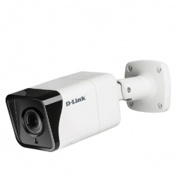 D-Link Vigilance 8MP Day & Night Outdoor Bullet PoE Network Camera with Varifocal Motorised Lens (DCS-4718E)