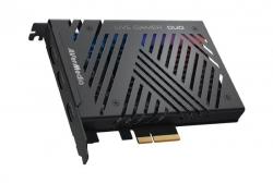 AVerMedia GC570D Live Gamer DUO Internal Capture Card, 4K Pass-Through, 1080P60 HDR Capture *1, 1080P60 Capture 2 (GC570D)