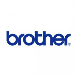 Brother 12MM BLACK ON RED TZ TAPE 8VA91390321