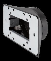 CRESTRON MULTISURFACE MOUNT KIT FOR TSW-770 SERIES, BLACK SMOOTH TSW-770-MSMK-B-S
