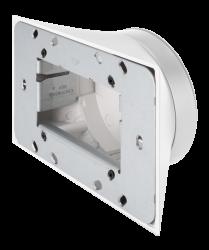 CRESTRON MULTISURFACE MOUNT KIT FOR TSW-770 SERIES, WHITE SMOOTH TSW-770-MSMK-W-S