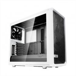 Fractal Design FD-CA-MESH-S2-WT-TGC Mid-Tower Case: Meshify S2 White Tempered Glass Clear