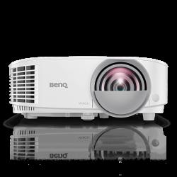BenQ MW826ST DLP Projector/ WXGA/ 3400ANSI/ 20,000:1/ HDMI/ 10W x1/ LAN Control/ 3D Ready