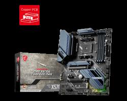 MSI MAG X570S TORPEDO MAX AM4 ATX Motherboard Supports AMD Ryzen 5000 Series, 5000 G-Series, 4000 G-Series,