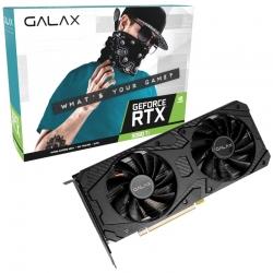 GALAX NVIDIA PG190 Black GF RTX 3060 Ti 1-Click OC LHR PCI-E 8GB / GDDR6 256BIT  W/DP/DP/DP/HDMI/Cooling Fan 36ISL6MD1VQW