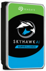 "SkyHawk Surveillance AI HDD 3.5"" 8TB SATA 6 Gb/s, 16 AI streams, 7200RPM, 256MB CACHE, 3YRS warranty, ST8000VE001"