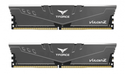 Team T-Force Vulcan Z 32GB (2x16GB) DDR4 3200MHz DIMM Grey Heatspreader (TLZGD432G3200HC16FDC01)