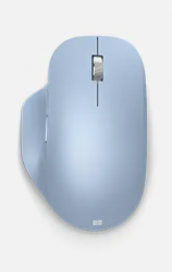 Microsoft BLUETOOTH ERGONOMIC MOUSE PASTEL BLUE 222-00060