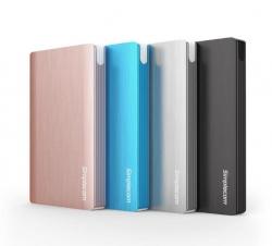 "Simplecom SE220-Silver 2.5"" SATA Enclosure, USB 3.1 Type-C (USB-C), Tool-Free, Aluminium - Silver"