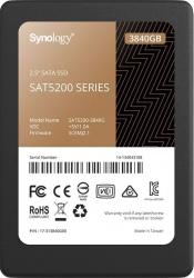 "Synology SAT5200 2.5"" 3.84TB Enterprise-Class SATA SSD SAT5200-3840G"
