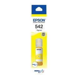 Epson T542 - DURABRite EcoTank - Yellow Ink C13T06A492