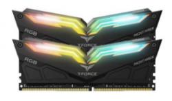 TEAM Night Hawk 32GB (2x16GB) DDR4 3600 MHz DIMM, Black Heatspreader (TF1D432G3600HC18JDC01)