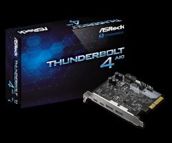 Asrock Intel JHL8540 Thunderbolt 4 Controller THUNDERBOLT 4 AIC