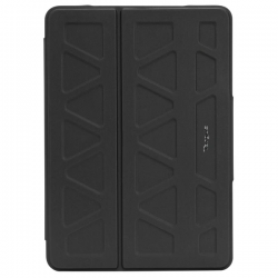 Targus Pro-Tek Antimicrobial case for iPad THZ889GL (8th and 7th gen.) 10.2-inch, iPad Air 10.5-inch, and iPad Pro 10.5-inch, Black