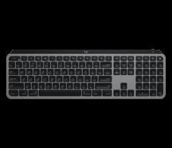 Logitech MX Keys for Mac Advanced Wireless Illuminated Keyboard 920-009560