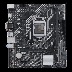 Asus Intel H510 (LGA 1200) micro ATX motherboard with PCIe 4.0, 32Gbps M.2 slot, Intel 1 Gb Ethernet, HDMI,  PRIME-H510M-D/CSM