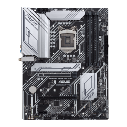 Asus PRIME Z590-P WIFI INTEL Z590 ATX motherboard with PCIe 4.0, three M.2 slots, 11 DrMOS power stages, HDMI, DisplayPort