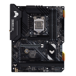 Asus TUF GAMING H570-PRO WIFI INTEL ATX Motherboard with PCIe 4.0, three M.2 slots, 8+1 DrMOS power stages, Intel WiFi 6, Realtek 2.5 Gb Ethernet