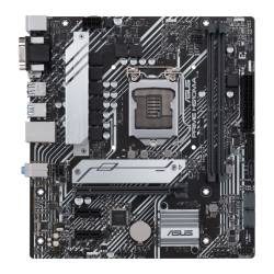 Asus PRIME H510M-A Intel H510 (LGA 1200) micro ATX motherboard with PCIe 4.0, 32Gbps M.2 slot, Intel 1 Gb Ethernet