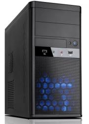 "Aywun 208 Matx Integrator""s Case With 500w Max Psu. 24pin Atx, 8pin Eps, 1x Usb3+1x Usb2, Hd Audio"