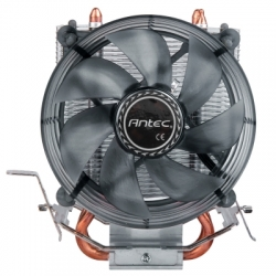 Antec Cpu Cooler: Air Cooler A30 (92mm Fan With Led) Support Intel 115x/ 775 Socket, Amd Fm2+/