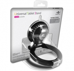 "Vantec Universal Tablet Stand Suitable For 7"" To 10"" Tablets, 360 Degrees Rotating Base, Revolutionary"