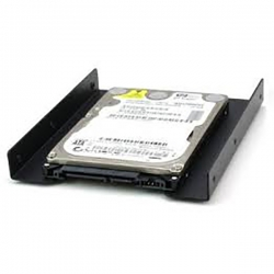 """Ezcool 2.5"""" To 3.5"""" Adaptor Bracket, Let You Mount 2.5"""" Hdd/ Ssd To 3.5"""" Bay Accssdbracket25"""