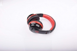 Ovleng Mx666 Wireless Bluetooth Music Headphones With Mic Noise Canceling - Red Ahsovlmx666Red