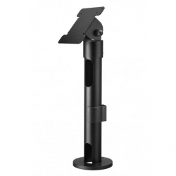Atdec Pos Solution Head Assembly Top Mount On 300Mm Pole (Incl All Installation Hardware For