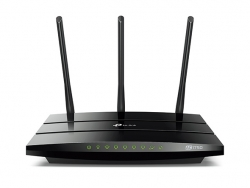 Tp-Link Router: Archer C7 Ac1750 Dual Band Wireless Gigabit Archer C7