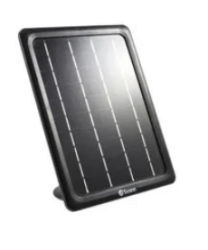 SWANN SOLAR PANEL + OUTDOOR CAMERA MOUNT FOR SWIFI-CAM WIREFREE CAMERA Swifi-Solar-Gl