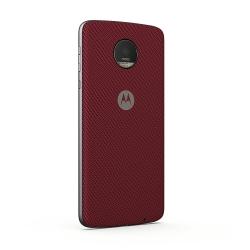 Motorola Style Cap Crimson Ballistic Asmcaprdnyap