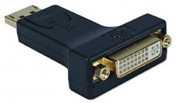 Astrotek Displayport Dp To Dvi-d Adapter Converter 20 Pins Male To Dvi 24+1 Pins Female At-dpdvi-mf