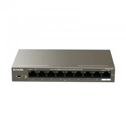 TENDA (TEF1109P-8-102W) 9-port FE switch with 8-port PoE+