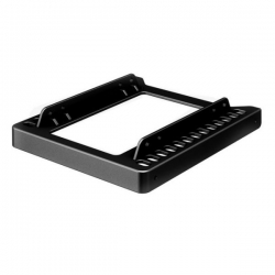 """Aywun 2.5"""" Ssd Bracket. Supports 2x Ssd. Fits With 3.5"""". Bulk Pack. *some Cases May Not Be Compatible"""