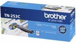 Brother Tn-253C Cyan Toner Cartridge To Suit - Hl-3230Cdw/ 3270Cdw/ Dcp-L3015Cdw/ Mfc-L3745Cdw/