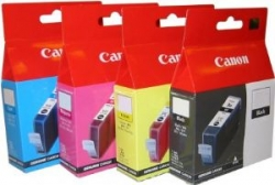 Canon Bci6y Yellow. Inktank For S800 And Bjc8200 Printer Bci6y