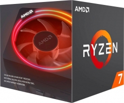 Amd Ryzen 7 3700X 8 Core Am4 Cpu 3.6Ghz 4Mb 65W W/ Wraith Prism Cooler Fan 100-100000071Box
