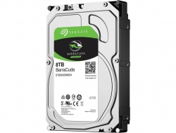 "Seagate 8Tb Barracuda 3.5"" Hdd 5400Rpm Sata3 6Gb/ S 256Mb Cache Hdd. 2 Years Warranty St8000Dm004"