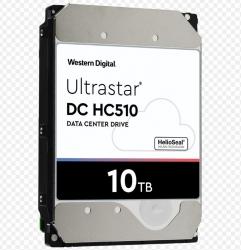 "Western Digital 10Tb Ultrastar Enterprise 3.5"" Sas 512E Se 256Mb 7200Rpm 12Gbs.- 5Yrs Warranty 0F27354"