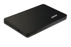 "Leader Kimax 2.5"" Usb 3.0 Sata Screwless External Hdd Enclosure Black Bs-mr23k"