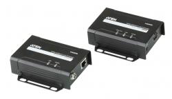 Aten Ve-801 Hdmi Extender Over Hdbaset Via Cat6 - Supports 1080P 4Kx2K Ve801-At-U