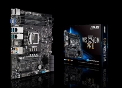 Asus Lga1151 Ecc Ddr4 M.2 C246 Server Workstation Micro Atx Motherboard For 8th Generation Intel